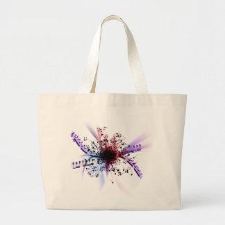 Music Jumbo Tote Bag