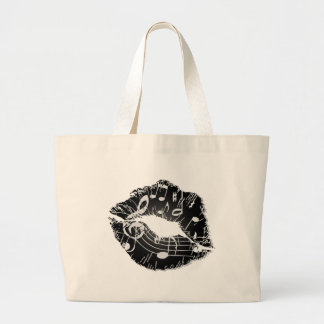 Music Lips Bag