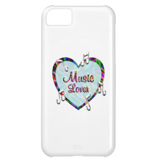 Music Lover Case For iPhone 5C