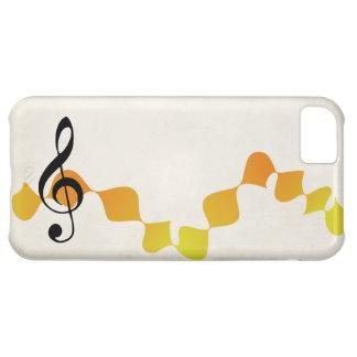 music lover iPhone 5C case