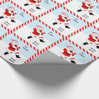 music-lover Christmas gift idea Wrapping Paper