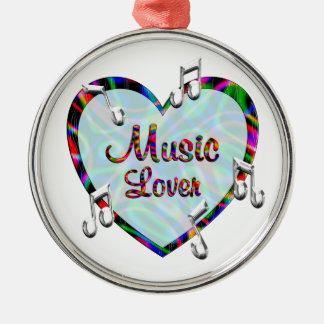 Music Lover Christmas Ornaments
