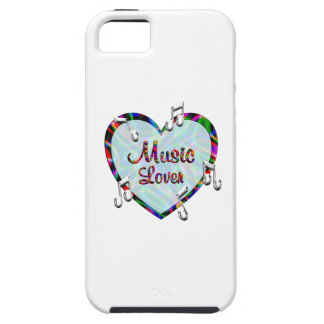 Music Lover iPhone 5/5S Case