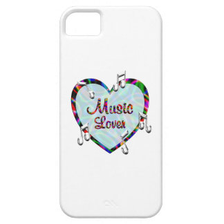 Music Lover iPhone 5 Covers