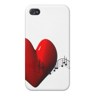 music lover iPhone 4 case