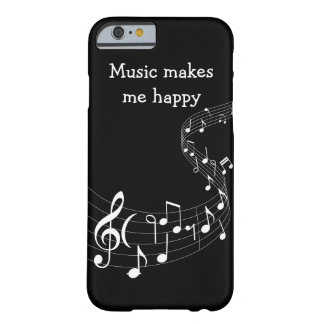 Music Lover Smartphone Case Barely There iPhone 6 Case