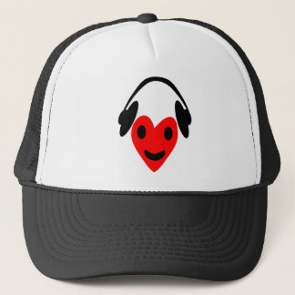 """Music Lover"" Trucker Hat"
