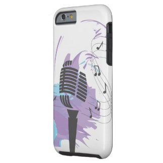 Music Lovers iphone 6 case Tough iPhone 6 Case
