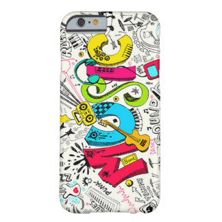 Music Lover's iPhone Case