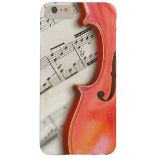 Music Lover's iPhone/iPad Case by RoseWrites Barely There iPhone 6 Plus Case