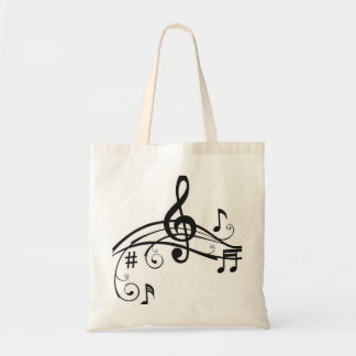 **MUSIC LOVER'S** TOTE BAG