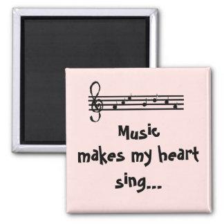 Music -magnet magnet