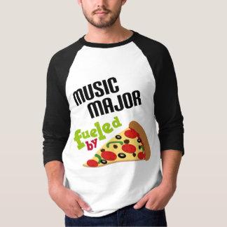 Music Major Gift (Pizza) Shirt