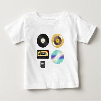 Music Media Baby T-Shirt