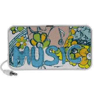 Music Mini iPad iPhone Speaker