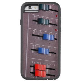 Music Mixer Case Tough Xtreme iPhone 6 Case