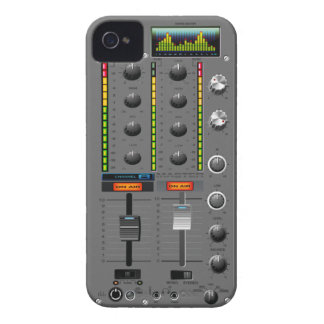 Music Mixer iPhone  Case