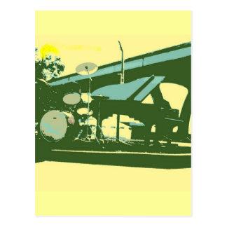 Music/Musician/Teacher Postcard