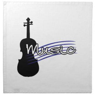 Music Napkins