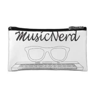 Music Nerd Pencil case: Keyboard Cosmetic Bags