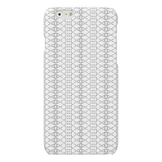 Music Nordic Knit Text ASCII Art Black and White