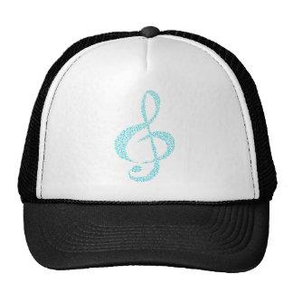 Music Note Trucker Hat