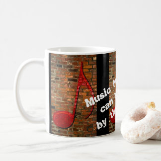 Music Note - Nashville Photo Mug