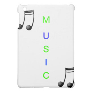 Music note phone case case for the iPad mini
