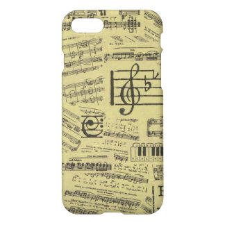 Music Note & Symbol Iphone 7 case