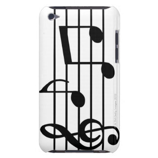 Music Notes iPod Touch Cases