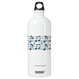 Music Notes SIGG Traveller 1.0L Water Bottle