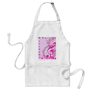 Music of love_ aprons