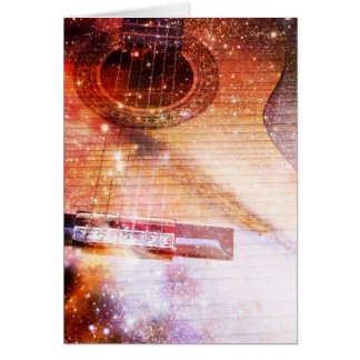 Music of the Universe Card