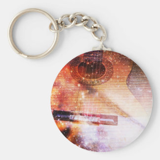 Music of the Universe Key Chain