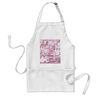 Music of the world_ standard apron