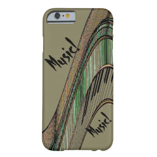 Music Olive Trendy Musician CricketDiane Barely There iPhone 6 Case