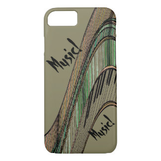 Music Olive Trendy Musician CricketDiane iPhone 7 Case