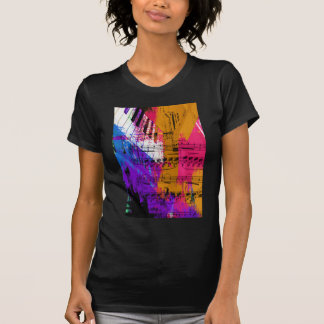music, piano decor (12) T-Shirt
