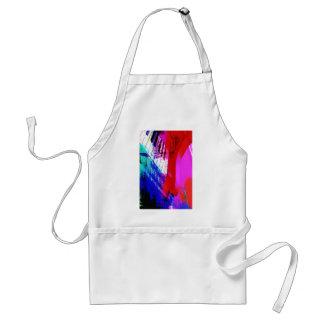 music, piano decor (13) standard apron