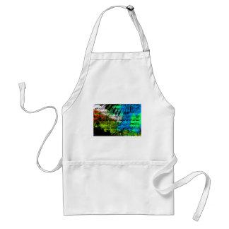 music, piano decor (14) standard apron