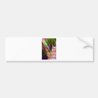 music, piano decor (8) bumper sticker