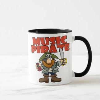 Music Pirate Mug