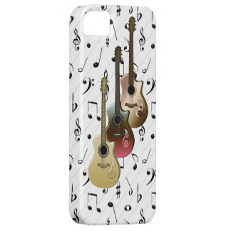 Music Player 3 Guitars Case-Mate iPhone 5 iPhone 5 Covers