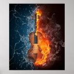 """Music Power"" Poster"