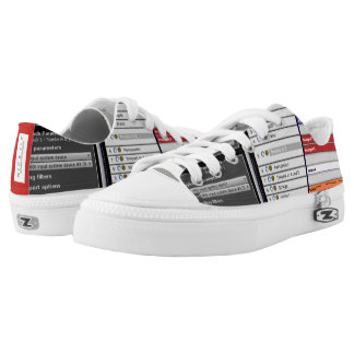 Music Production Low Tops