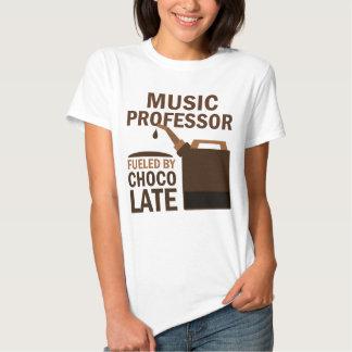 Music Professor (Funny) Gift Tee Shirts