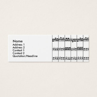 Music Profile Cards