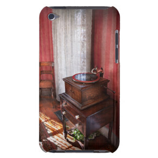 Music - Record - Granny is going to dance later iPod Touch Cases