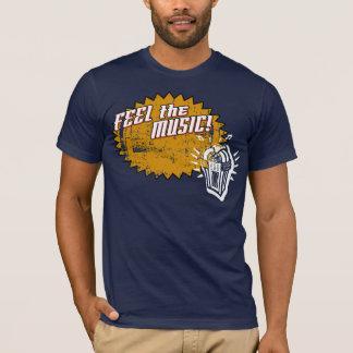 Music Retro Style T-Shirt