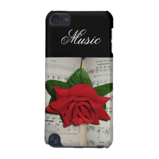 Music Rose iPod Touch (5th Generation) Covers